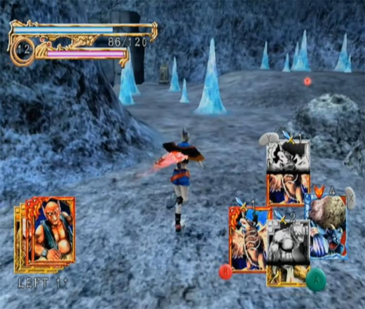 Lost Kingdoms II game screenshot