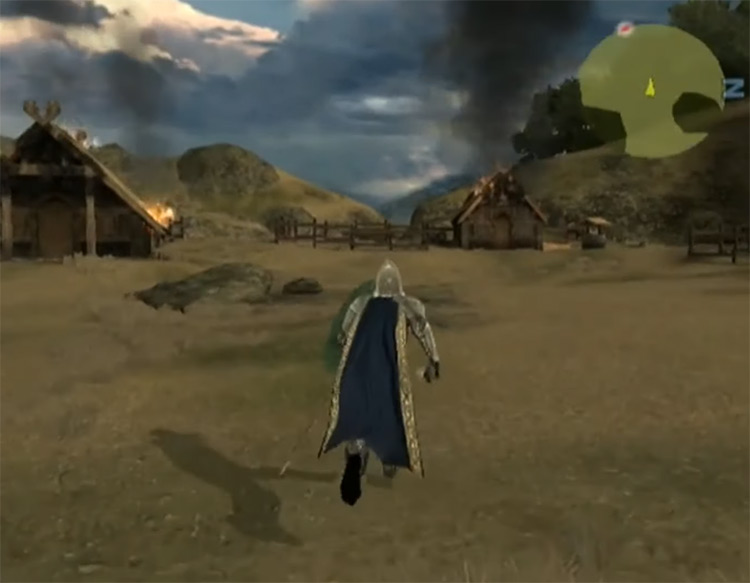 Lord of the Rings: The Third Age gameplay