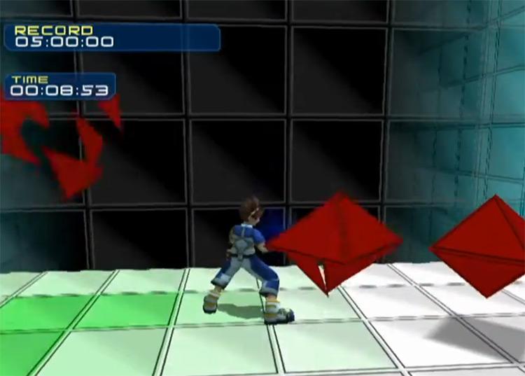 Virtua Quest gameplay screenshot