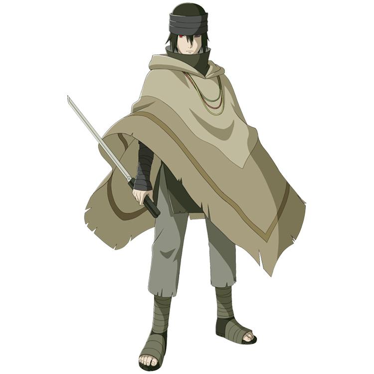 "Sasuke ""The Last"" outfit from Naruto anime"