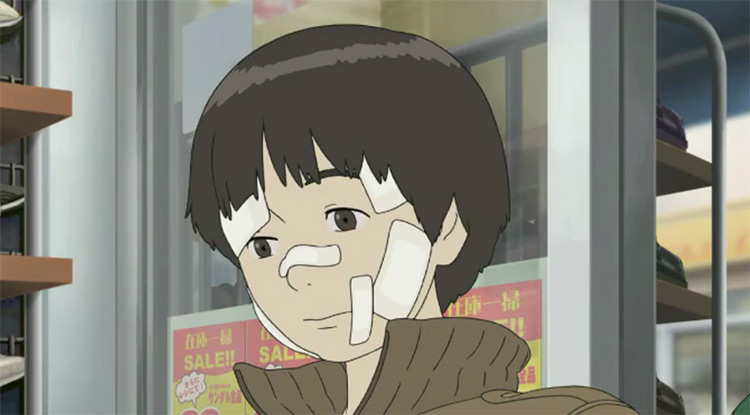 Colorful anime screenshot