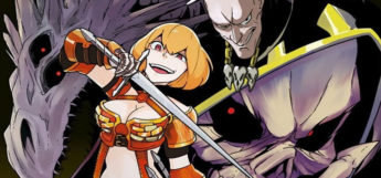 Overlord manga cover volume 3