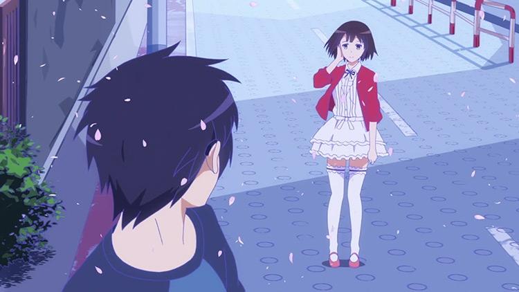Megumi Katou from Saekano: How to Raise a Boring Girlfriend