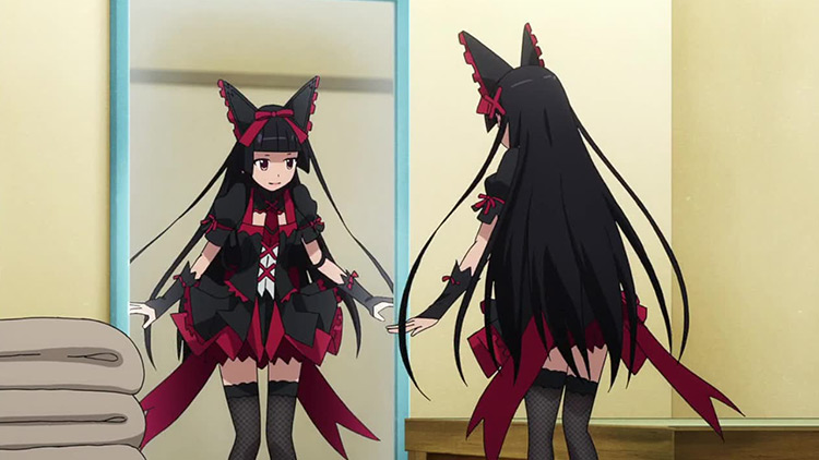 Rory Mercury from GATE