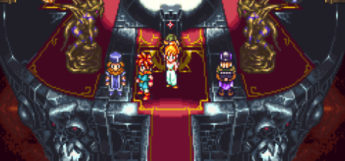 Chrono Trigger Complete - SNES gameplay