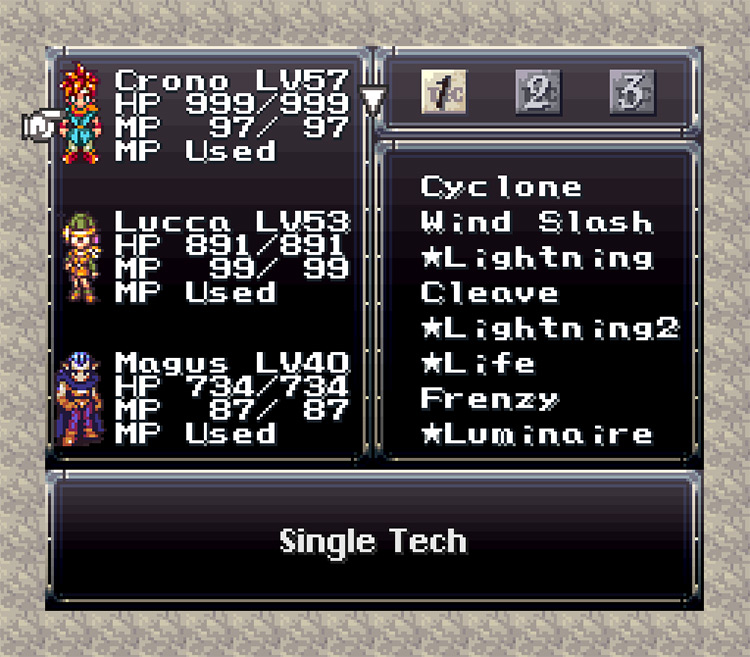 Chrono Trigger Bugfix & Uncensoring Patch Game