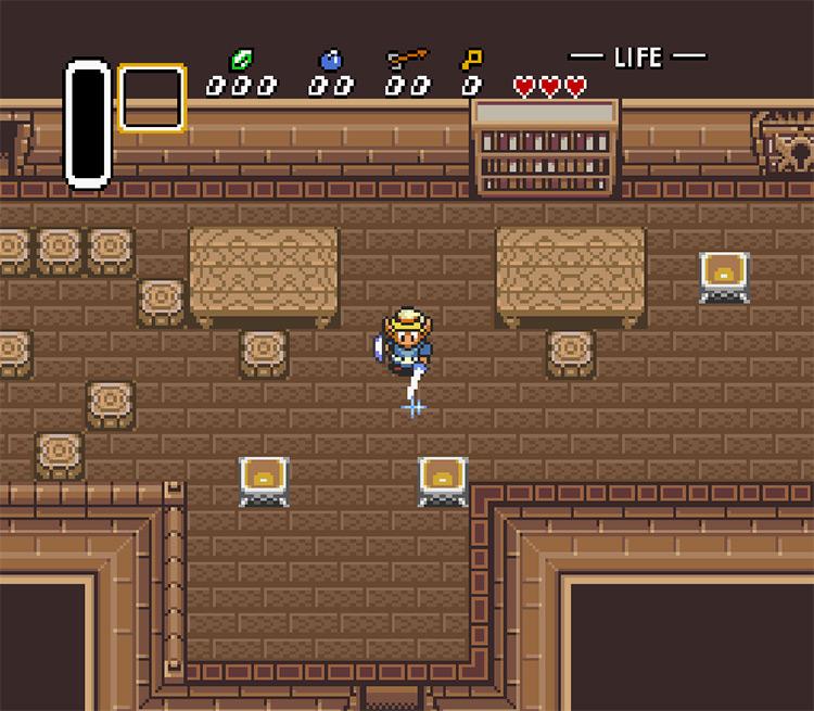 The Legend of Zelda: Goddess of Wisdom Gameplay