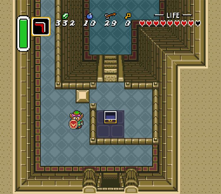Zelda3 PuzzleDude's Quest screenshot