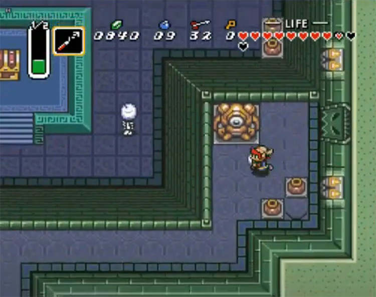 A Link to the Past Randomizer Gameplay