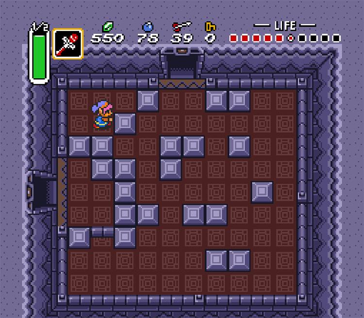 Zelda3 Cube Game screenshot