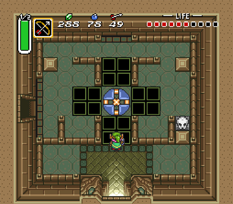 Zelda3 IQ Test: Revenge of the Einstein Game