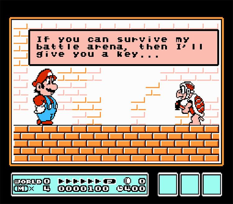 Super Mario Bros. 3Mix Gameplay