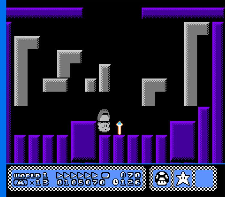 Super Mario Bros. 3 Reloaded Gameplay