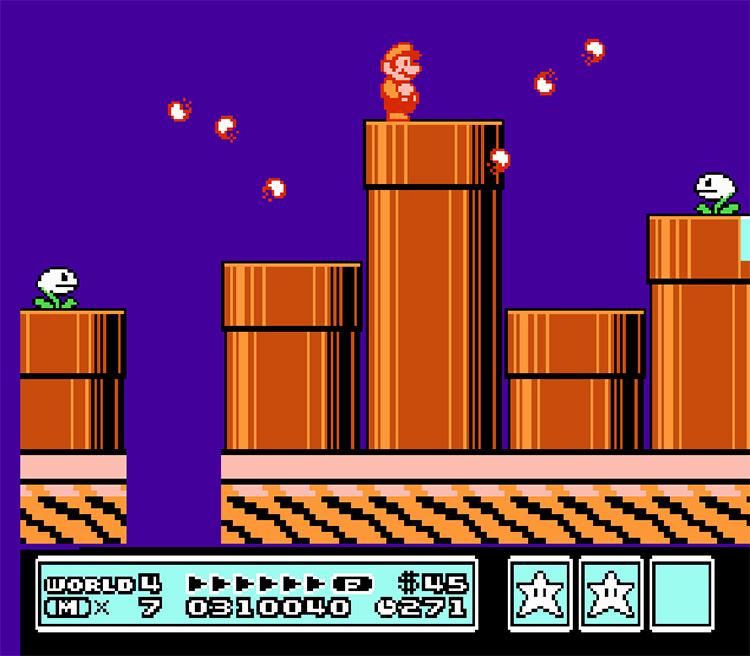 Super Mario Bros. Chaos Control Gameplay
