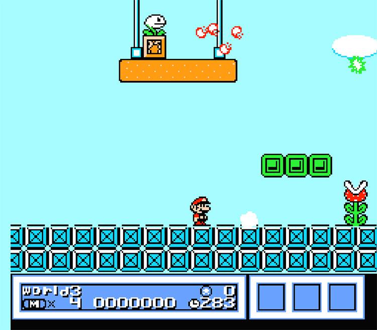 Mario Chronicles Gameplay