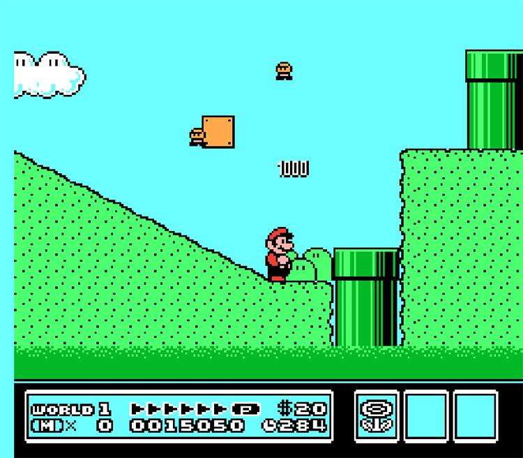 Super Mario Bros. 3: Second Run screenshot