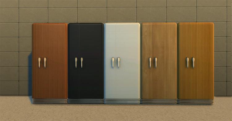Refrigerators by AdonisPluto Sims 4 CC