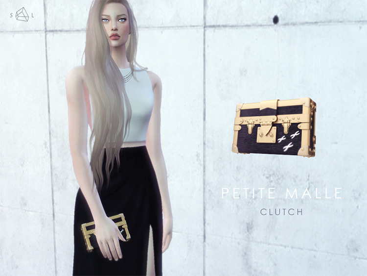Petite Malle for Sims 4