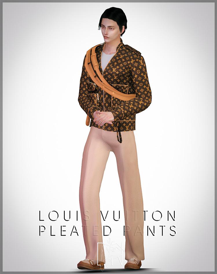 Louis Vuitton Collection Sims 4 CC
