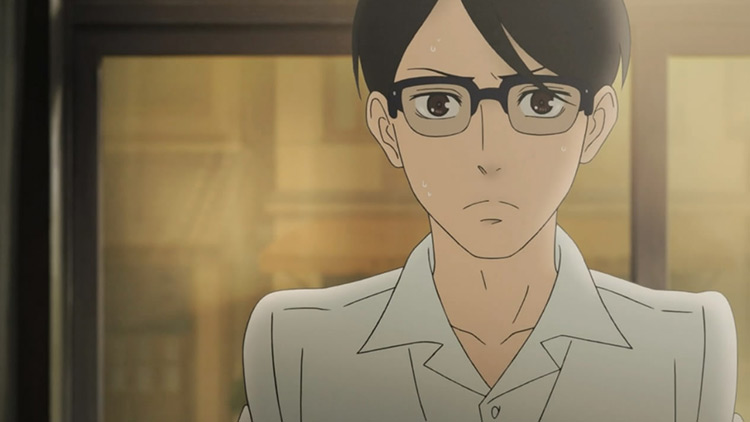 Kaoru Nishimi from Kids on the Slope anime