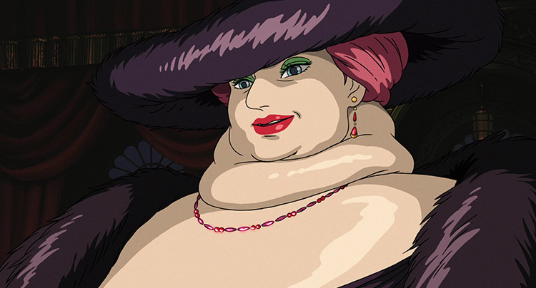 Witch of the Waste in Howl's Moving Castle