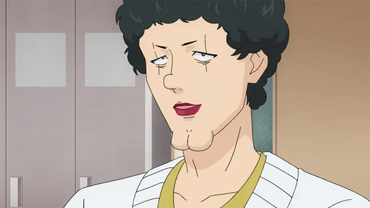 Nendou's Mom from The Disastrous Life of Saiki K.