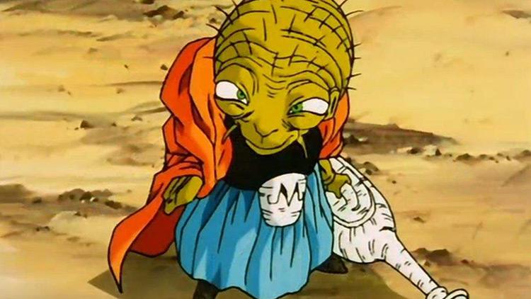 Babidi in Dragon Ball Z