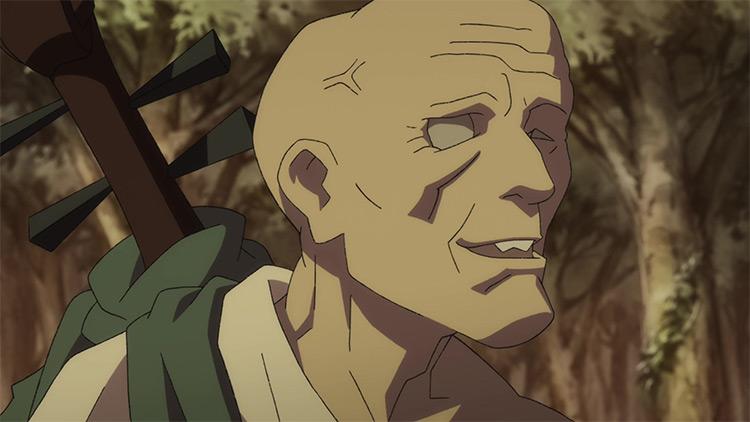 Biwamaru anime screenshot