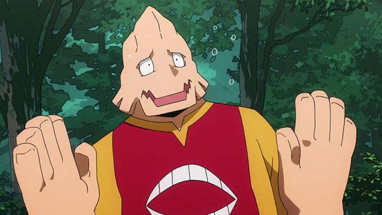 Kouji Kouda in My Hero Academia anime