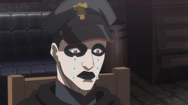 Gordon Agrippa from Black Clover anime