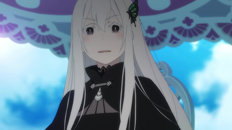 Echidna from Re: Zero anime