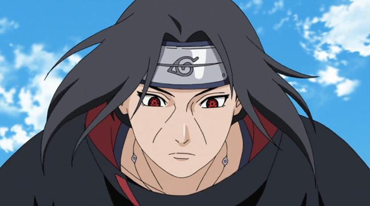 Itachi Uchiha in Naruto anime