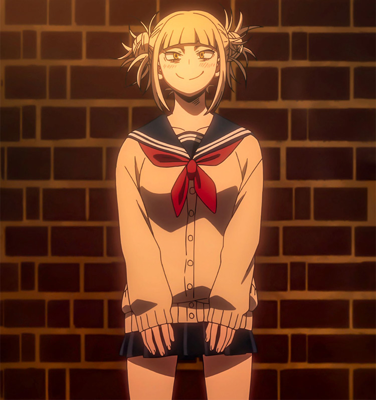 Himiko Toga in My Hero Academia