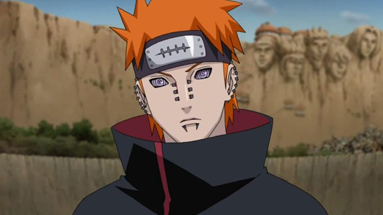 Pain from Naruto: Shippuden anime