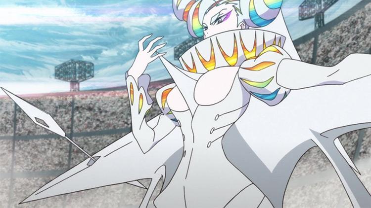 Ragyou Kiryuuin Kill la Kill anime screenshot