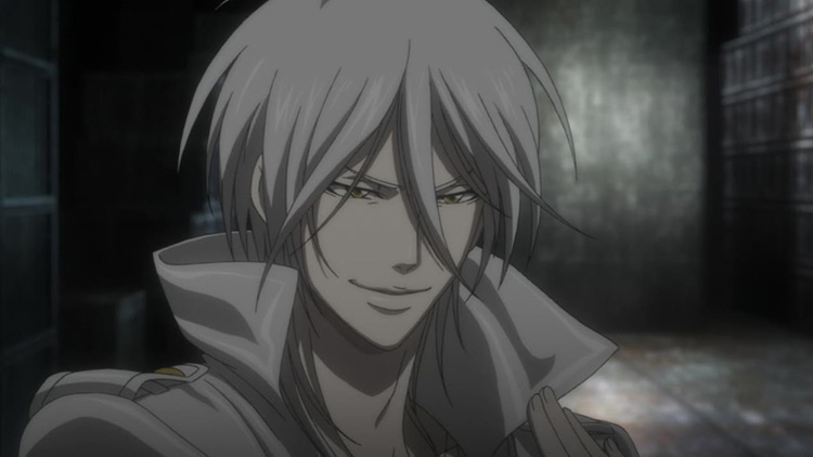 Shougo Makishima from Psycho-Pass anime