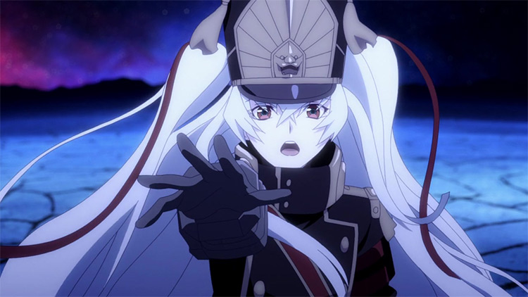 Altair Re: Creators anime screenshot