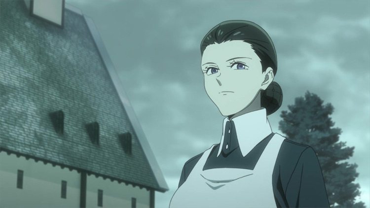 Isabella in The Promised Neverland