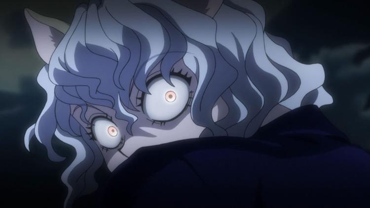 Neferpitou Hunter x Hunter anime screenshot