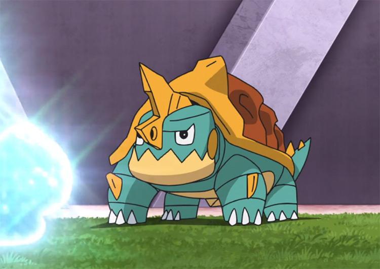 Drednaw in Pokémon anime