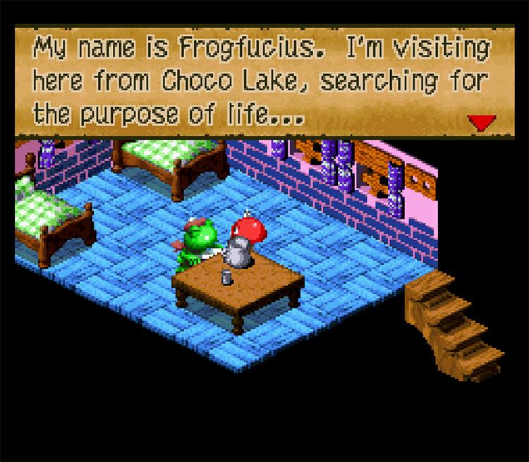 Legend of the Axem Rangers screenshot