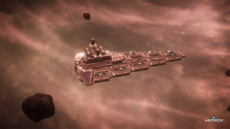 Astrox Starwars mod screenshot