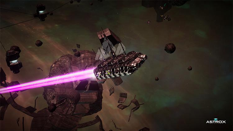Longboat Astrox Imperium mod