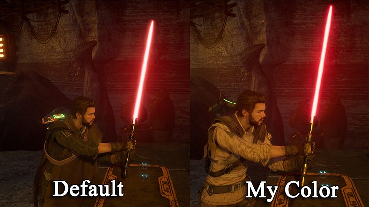 Better Sabers Mod for Fallen Order