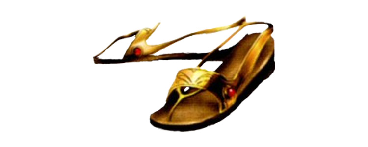 Hermes Sandals from FF13