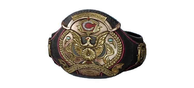 Champion's Belt from FFXIII