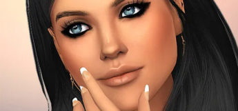 Best Sims 4 Nose & Face Blush CC
