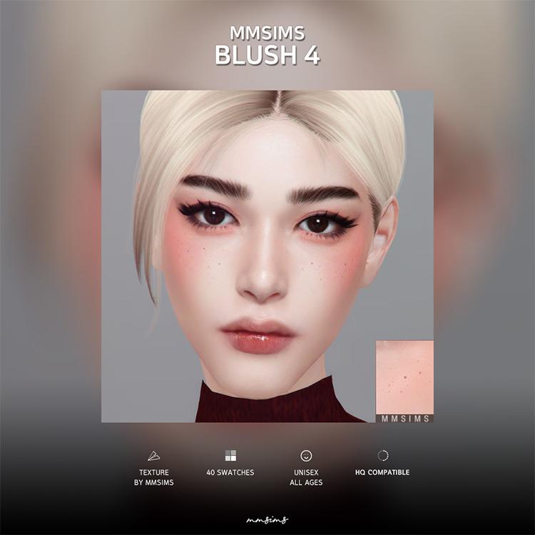 Blush 4 Sims 4 CC screenshot