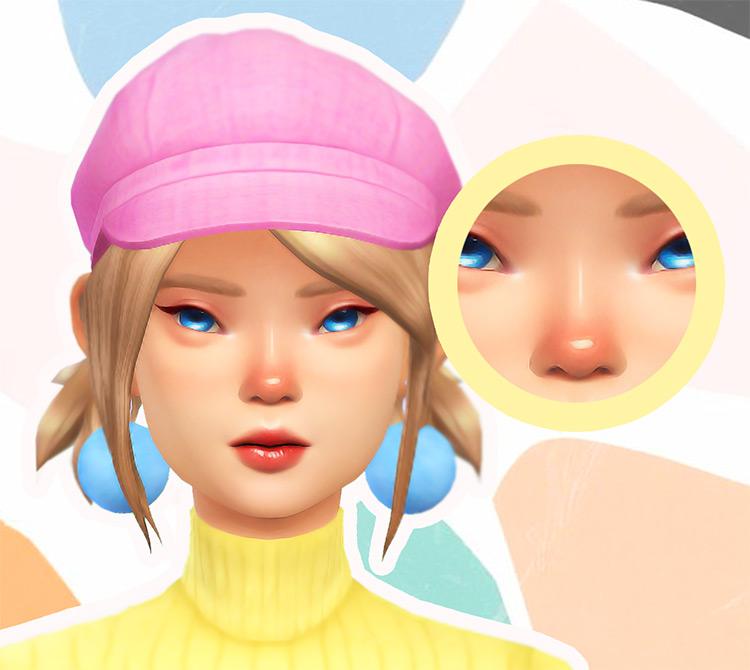 Sunburns are Cute Blush TS4 CC
