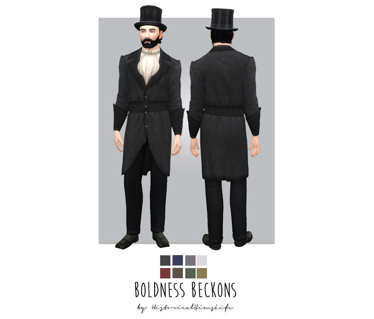 Boldness Beckons for Sims 4